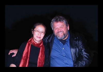 Chicago & Oak Park with Lu Yongyi - 2005