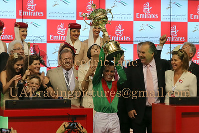 Dubai World Cup 30 March 2013