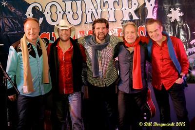 Duane Steele, Craig Moritz, Bradley Tucker, Thomas Wade, Sean Hogan - Canadian Country Christmas at Moonshiners  268