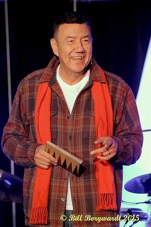 December 7, 2015 - Tom Jackson - Huron Carole Gala at Ramada Hotel, Edmonton