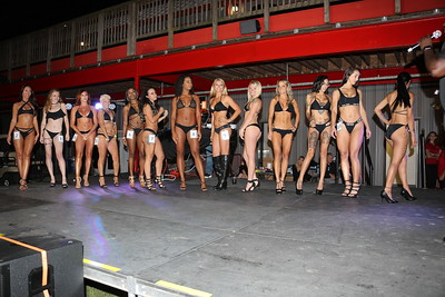 2917 Bikini contest NJMP MOTO America Weekend