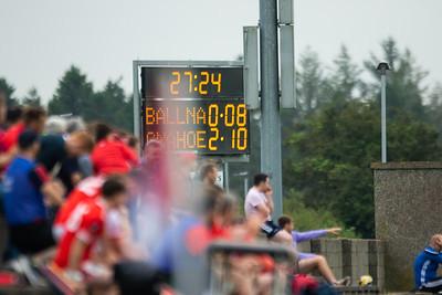 29th August 2021 - Ballina vs Gortnahoe Glengoole