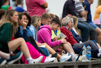 Supporters during the 'FBD Insurance' Seamus O'Riain Cup round 1 in Borrisoleigh.