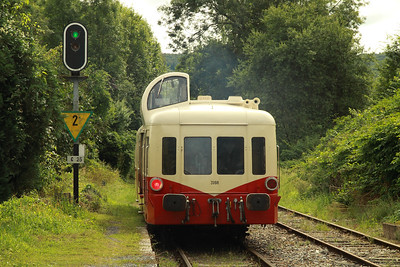 29th Jul - 1st Aug 2016 A Couple of Belgian Preserved Lines