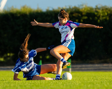29th September 2019 Camida Tipperary Ladies Football Intermediate Championship Final Templemore vs Thurles Sarsfields in Templetuohy