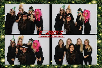 2AMXS Christmas Party '18