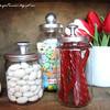 """<a href=""""http://partiesforpennies.com/2012/02/diy-apothecary-jars/"""">http://partiesforpennies.com/2012/02/diy-apothecary-jars/</a>"""