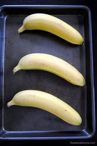 Use Your Oven to Quickly Ripen Bananas