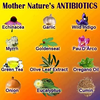 Mother Nature's ANTIBIOTICS