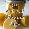 19 NATURAL CLEANING TIPS<br> http://HerbsAndOilsWorld.com/19-natural-cleaning-tips