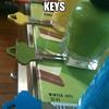NAIL POLISH - to identify Keys