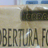 Cobertura Fondant chocolate bar<br /> (it's 70% Cacao!!  I ALWAYS find it at Mas x Menos & most stores in the baked goods area.  AutoMercado can be a hit or miss on it -