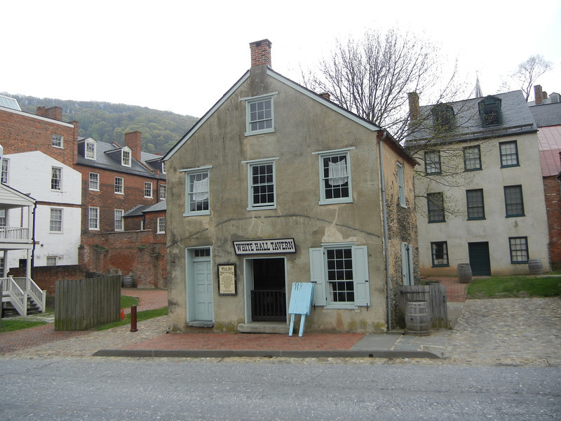 This building was known to have been in existence in the 1790's.