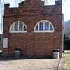 John Brown fire station, located in Harpers Ferry. John Brown was one of our first to support discontinuing slavery.