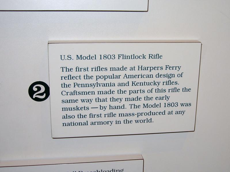 Flint lock Rifle