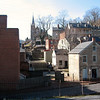 Downtown Harpers Ferry today.