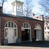 John Brown fire station.
