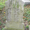 Another Walker ancestor. Died 1853. Marker notes they were 72 yrs old, 5 months, and 14 days at time of death.