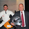 """Pistons & Fenders"" Charity Event at the Coker Museum in Chattanooga 2/4/2012. With Justin Prann, dealer principal at Pandora's European Motorsports."