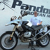 Hanging out at Pandora's European Motorsports. Wrong bike but you get the idea.
