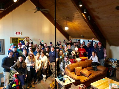 "2nd Annual Ski Trip - ""Socialize on the Slopes"""