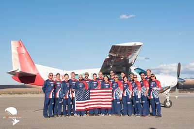 WORLD CUP OF WINGSUIT FLYING - TEAMS