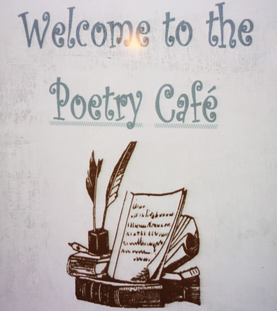 2nd Grade Poetry Cafe