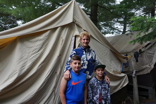 Tent 3 D-Session