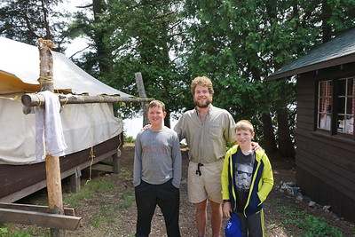 Tent 8 D-Session