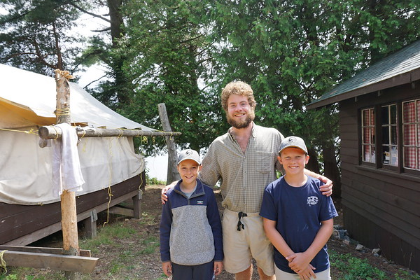Tent 1 D-Session