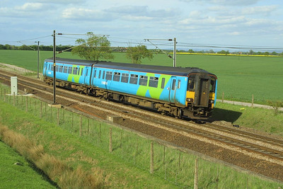 156480 pictured at Colton Jnct on 07/05/2003.
