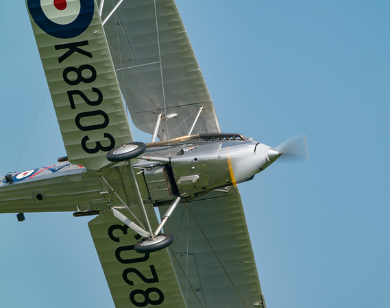 Fly Navy, Old Warden, Shuttleworth - 03/06/2018:15:07