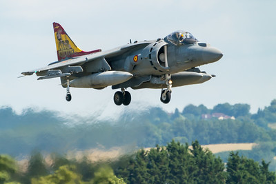 Arrivals Day, Yeovilton Air Day 2-`9 - 12/07/2019@15:19