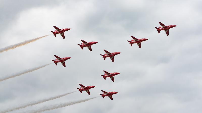 Yeovilton Air Day 2019 - 13/07/2019@15:15