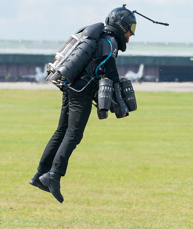 Arrivals Day, Yeovilton Air Day 2-`9 - 12/07/2019@10:27