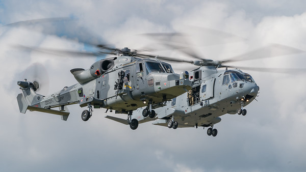 Arrivals Day, Yeovilton Air Day 2-`9 - 12/07/2019@10:31