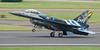 (Greek Air Force), 523, F-16 Fighting Falcon, F-16C Block 52+, Hellenic Air Force, Lockheed Martin, RIAT2016, Team Zeus, Viper (15.1Mp)