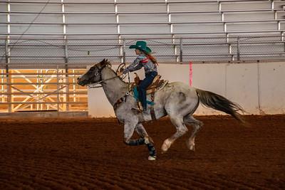 Queen Creek Barrel Racing - 3-1-2019 All In Friday