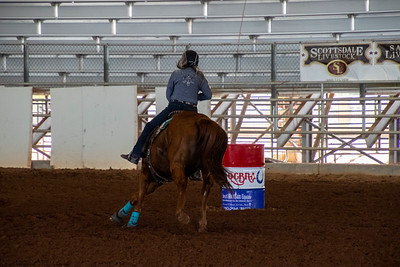 Queen Creek Barrel Racing - 3-1-2019 All In Friday