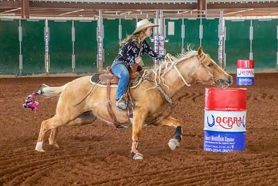Queen Creek Barrel Racing - All In