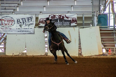 Queen Creek Barrel Racing - All In