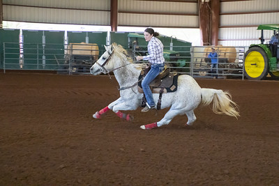 3-2-2019 QCBRA Barrel Racing All Out Race