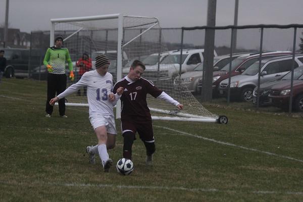 3-30-17: Western Christinan at MOC-Floyd Valley boys' soccer