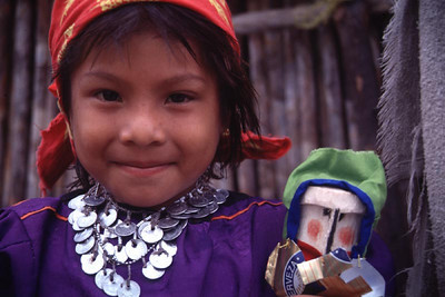 Marartupu, San Blas Islands, Panama 1993