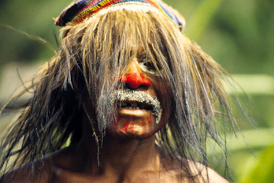 Tomna, Papua New Guinea 1996