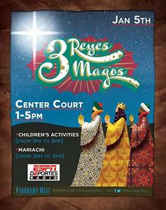 3 REYES - MAGOS  1-5-2014