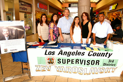 GOVERNMENT DAY at the PANORAMA MALL  7-19-2014