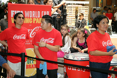 FIFA WORLD CUP Viewing Party at the Panorama Mall