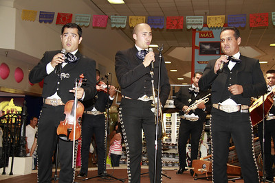 Mariachi Cuicatlan de Gerardo Palma.  Go to WWW.MARIACHICUICATLAN.COM for booking information.  Follow the upcoming Events at the Panorama Mall on WWW.FACEBOOK.COM/PANORAMAMALL  The photos are free to download courtesy of the Panorama Mall.  Please send requests to delete photos to: GODOYPHOTOS@YAHOO.COM