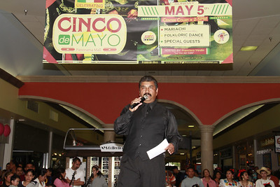 CINCO DE MAY is celebrated at the PANORAMA MALL.  The entertainment, for May 5, 2013, is comprised of the following entertainers:  Mariachi Los Palmeros De Panorama Mall, Ballet Folklorico De West Los Angeles,  Ballet Folklorico Ollin Juvenil, Guest Singers, Prize Give Aways, Special Guests & More.  Go to WWW.FACEBOOK.COM/PANORAMAMALL for information on upcoming events.  WWW.LATINOLA.COM has designated the Cinco De Mayo event, at the Panorama Mall, as EDITORS CHOICE.  Photos of the Cinco De Mayo event will be posted after 9:00pm the same day.   Enjoy the Photos.  Photographer, Mamdouh Ahmed, has kindly donated his photos.  Mamdouhs photos can be found after photo #380. Photos are FREE to download Courtesy of the Panorama Mall and the Ralph Godoy Photographic Group.  My video person, Amanda, feels badly about accidently erasing ALL the Cinco De Mayo video clips.  I will attempt to restore the video clips.  Wish Me Luck.